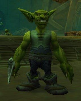 Goblin Woodcarver