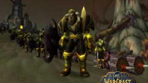World of Warcraft The Gates of Ahn Qirai Patch 1