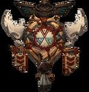 Highmountain Tauren crest