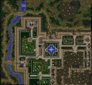Dreadlord's Fall Map