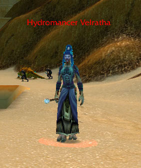 Hydromancer Velratha