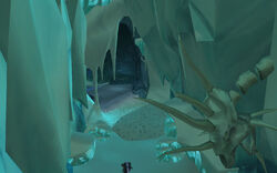 Ice Heart Cavern