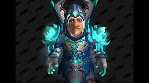 Frostfire Regalia - Mage T3 Tier 3 - World of Warcraft Classic Vanilla