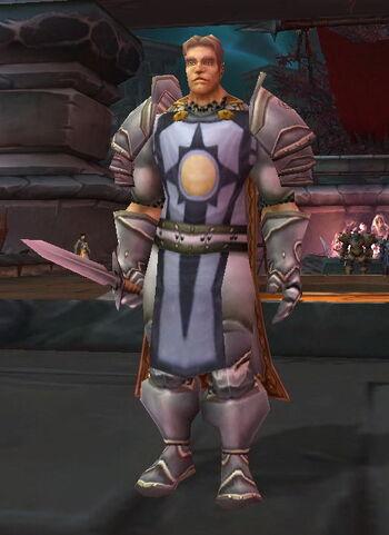 Commander Kunz