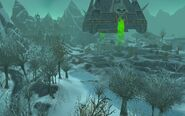 Dragonblight - Carrion Fields Naxxramas Wintergarde Keep