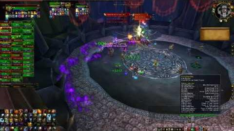 Lost Society vs Blood-Queen Lana'thel (25 man) Shattered Halls Eu