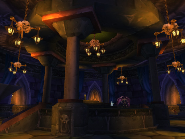 Dark Lady S Room In The Undercity