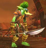 Warlord Thresh'jin - Old