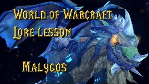 World of Warcraft lore lesson 52 Malygos