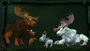 BlizzCon Legion High Mountain moose
