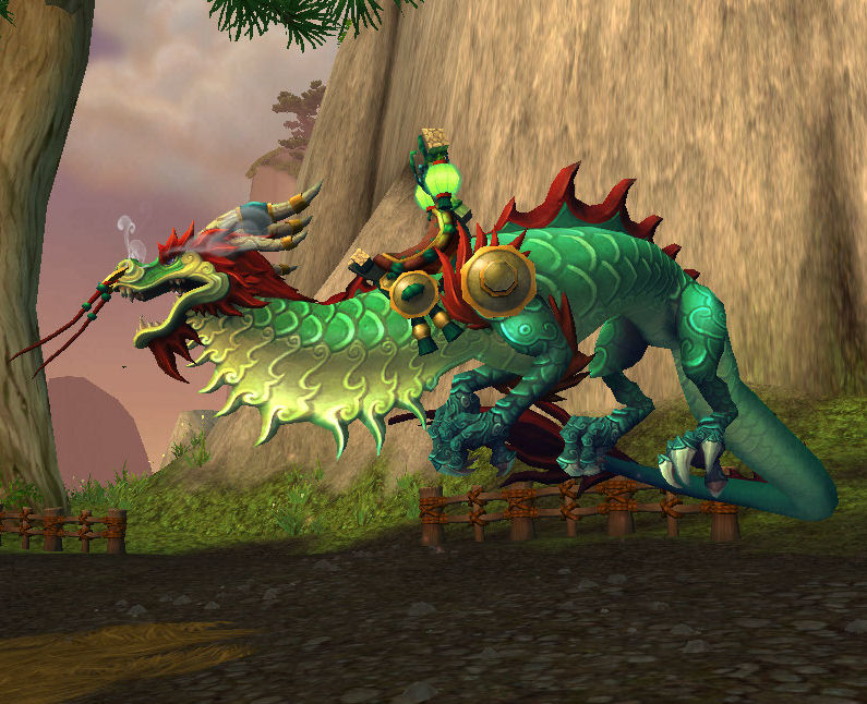 Crafted Mounts Wow