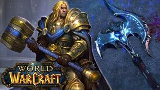 How Arthas's Hammer Was Turned Into Shadowmourne - Warcraft Lore
