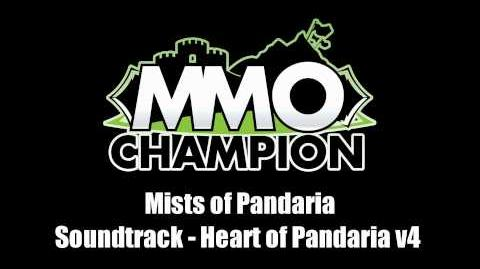 Mists of Pandaria Soundtrack - Heart of Pandaria
