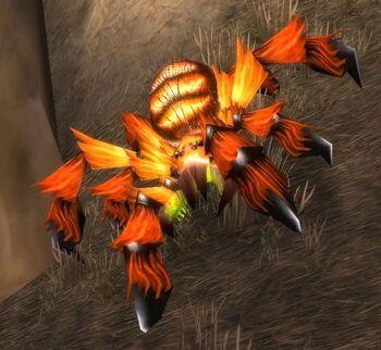 Giant Darkfang Spider