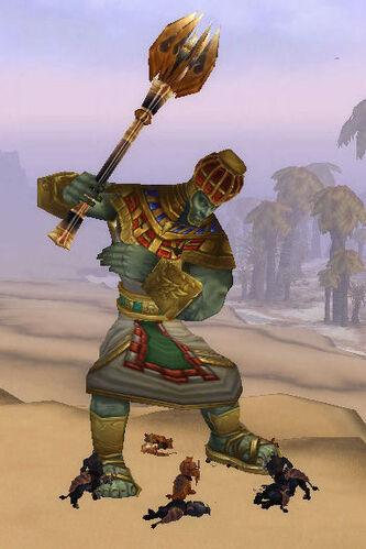 Immortal Colossus