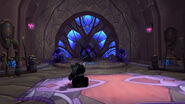 Netherlight Temple - Hall of Balance - Training dummies