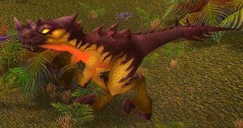 Scythetooth Raptor