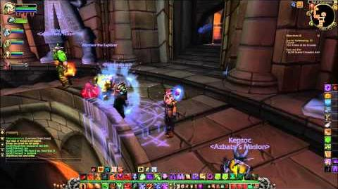 World of Warcraft Mists of Pandaria Scarlet Halls Lvl 90 Heroic Dungeon