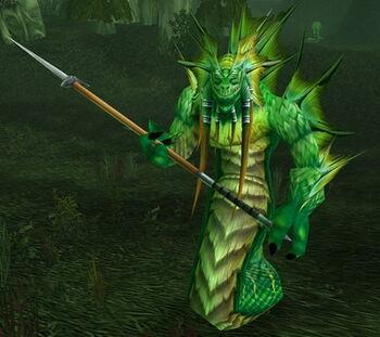 Hatecrest Warrior