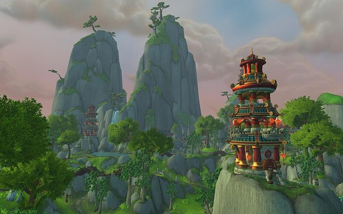 Jade Forest  WoWWiki  FANDOM powered by Wikia