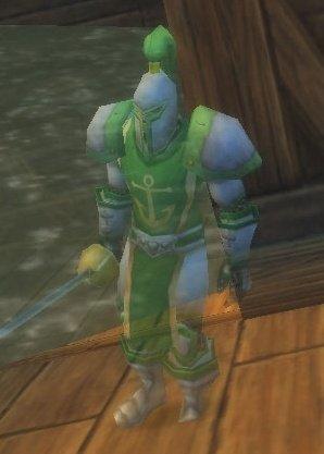 Cursed Marine