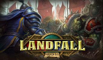 Landfall-Patch-5.1-logo