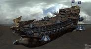 Legion cinematic Varian and the gunship scene 19