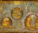 Warlords of Draenor maps
