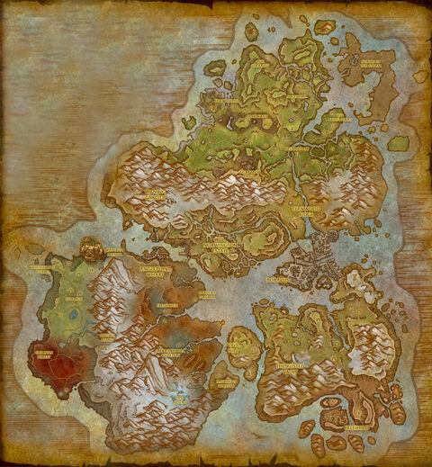 Kultiras hi-res full map