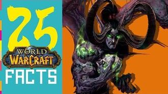 World of Warcraft Facts! - It's Super Effective!!! - 25 Wild Facts!