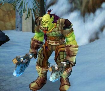 Frostwolf Legionnaire