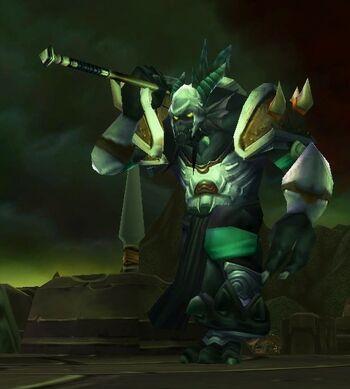 Shadowsworn Drakonid