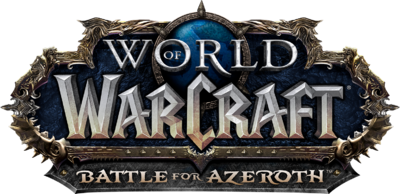 WoW Battle for Azeroth Logo