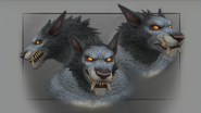World of Warcraft new worgen model image1 - Blizzcon 2018