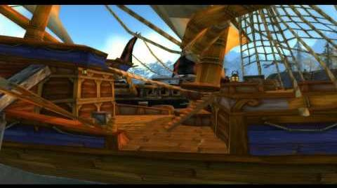 World of Warcraft Cataclysm Venture Bay Exploration