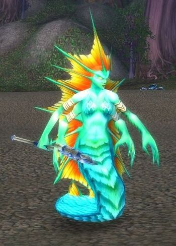 Wrathtail Sea Witch