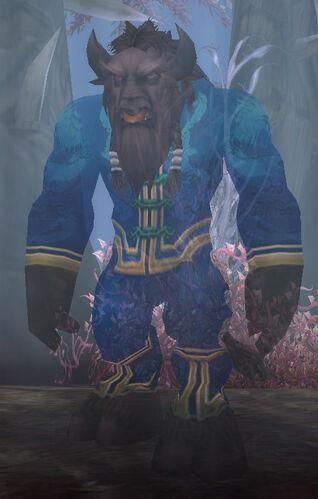 Elder Tauros
