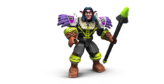 Ironoak Mega Bloks