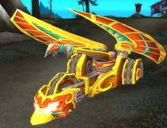 Red Glaive Thrower