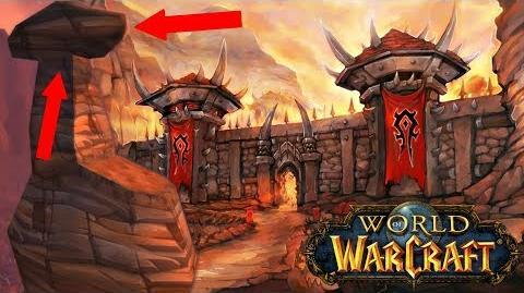 The Secret Hidden Room In Orgrimmar - World Of Warcraft