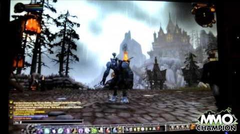 Worgen Gameplay Starting Zone - Cataclysm