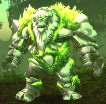 Zapped Cliff Giant