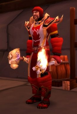 Crimson Priest