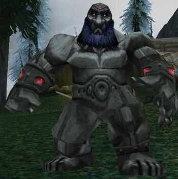Iron Rune Stonecaller