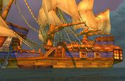 Pirate Ship Timeless Isle