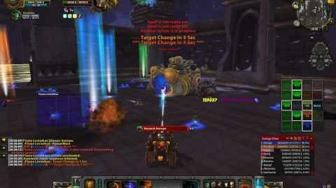Adrastos vs Flame Leviathan (4T)