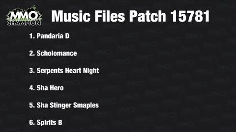 General Music Patch 15781