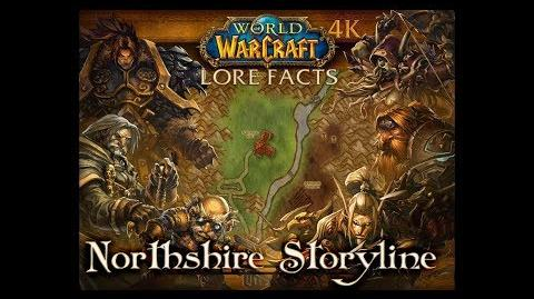 Northshire Storyline with Pop-up Lore Facts in World of Warcraft 4K