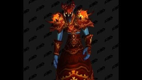 The Earthshatterer - Shaman T3 Tier 3 - World of Warcraft Classic Vanilla