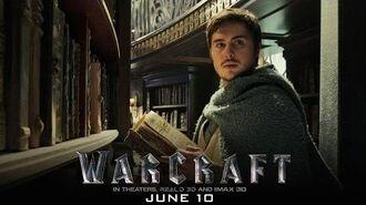 """Warcraft - """"Khadgar"""" Extended Character Video (HD)"""